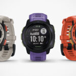 Garmin Instinct <em>Evangelion</em> Edition Is Garmin's First Collab With <em>Evangelion</em>