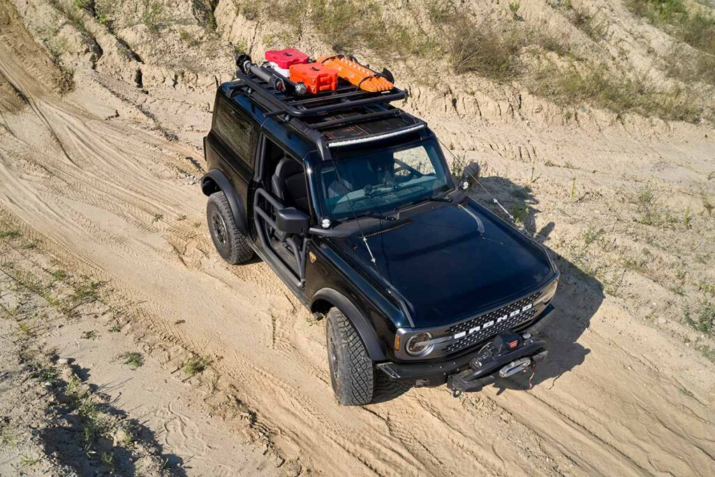 Ford Bronco Two-Door Trail Rig