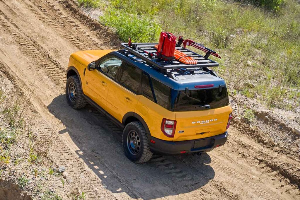 Ford Bronco Sport Trail Rig