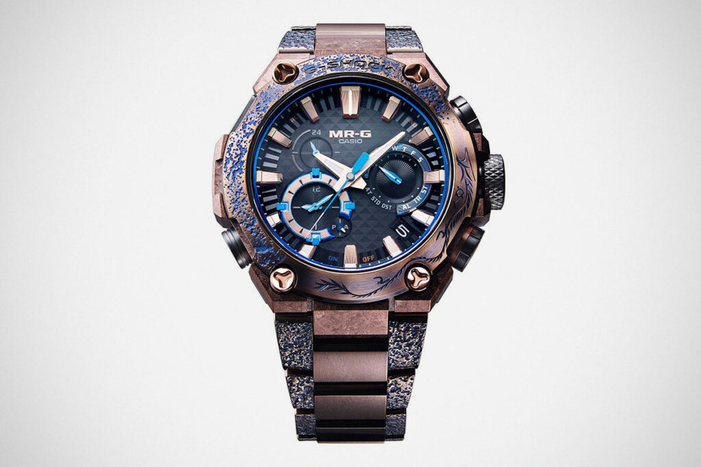 G-Shock MRG-B2000SH Shougeki-Maru Watch
