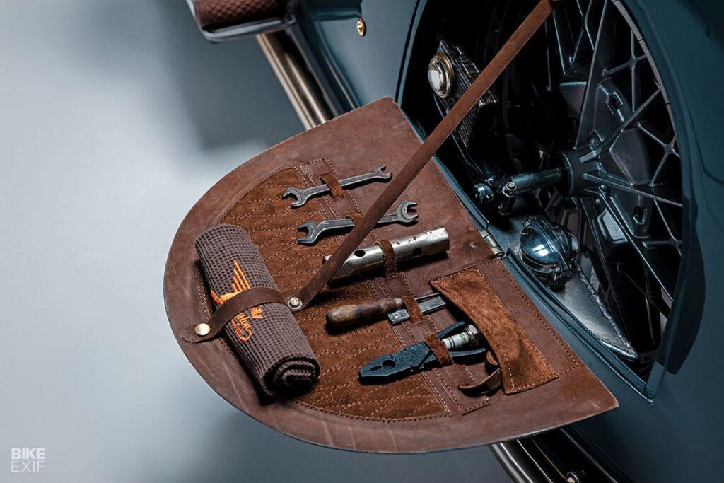 Good Ghost Custom BMW Motorcycle