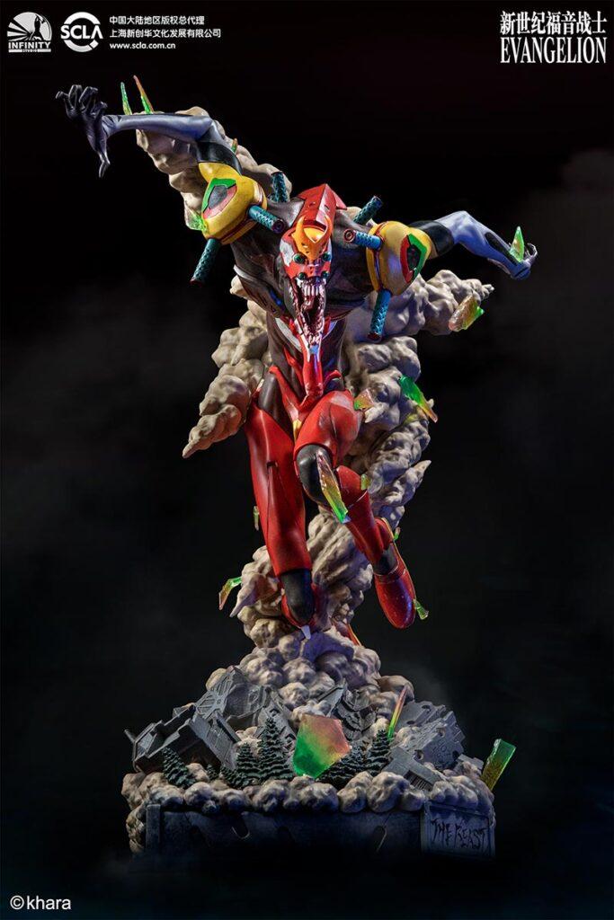 Infinity Studio EVA-02 The Beast Statue