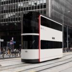 Island Is A Driverless Tram Concept With Social Distancing In Mind