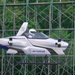 "Japan's ""Flying Car"" SkyDrive Demoed First Manned Flight"