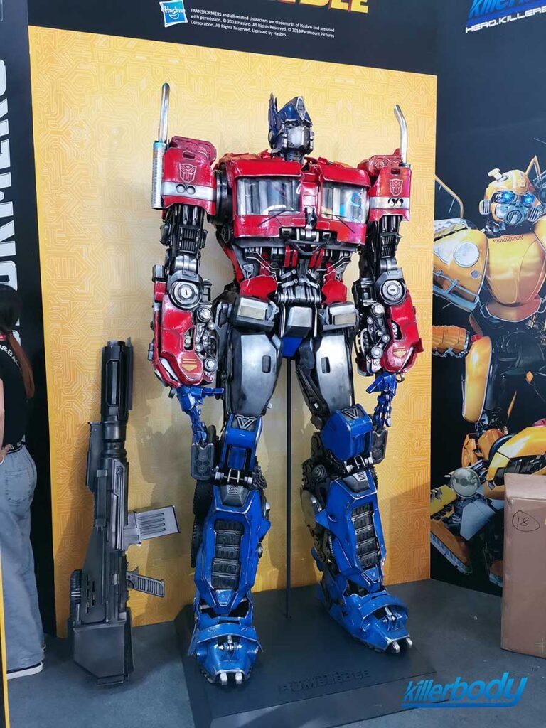 Killerbody Transformers Cosplay Costumes