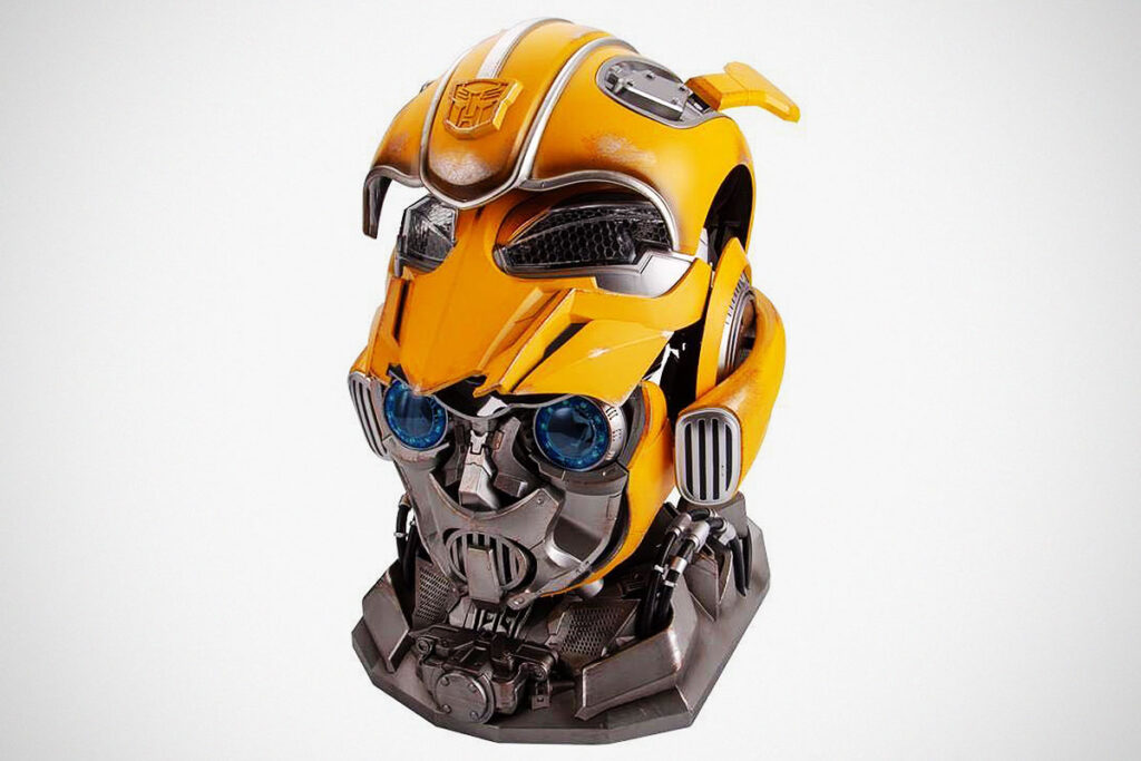 Killerbody Wearable Bumblebee Helmet w/ Speaker
