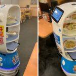 Japan's Ramen Chain, Kourakuen, Deploys Non-Contact Robot Food Server