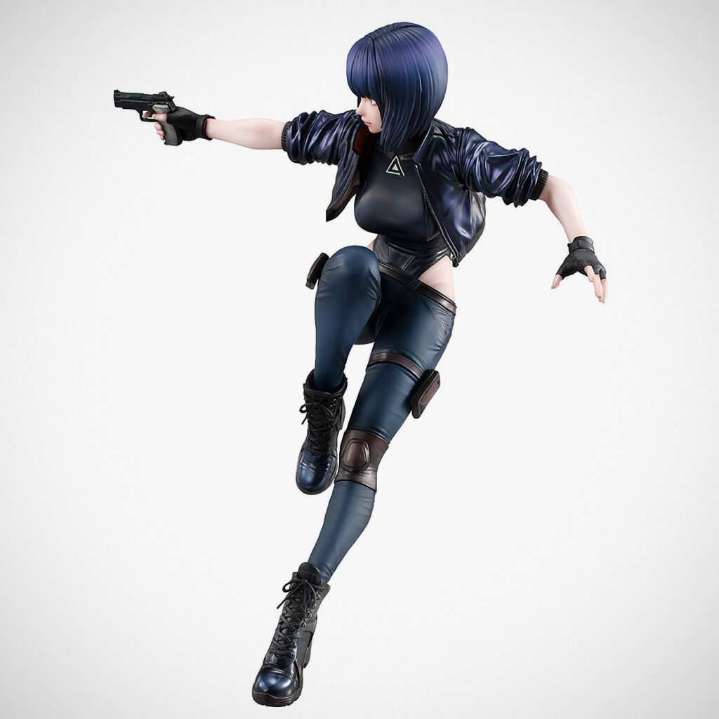 Kusanagi Motoko Ghost in the Shell: SAC_2045 Figure