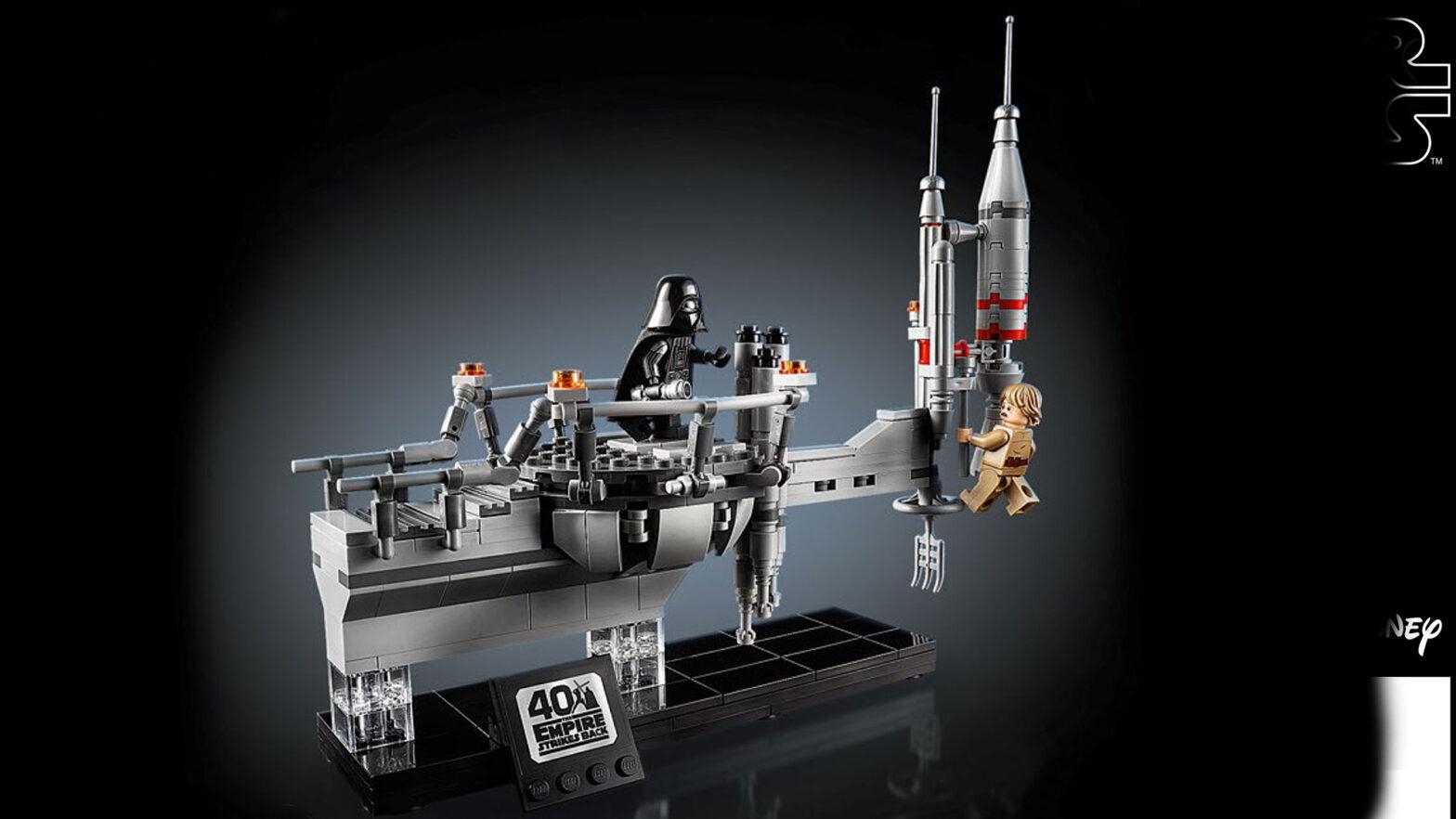 LEGO 75294 Bespin Duel Set Image