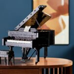 Awesome LEGO Ideas Grand Piano Is Even More Awesome As An Official LEGO Set