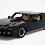 Holy Smoke! <em>Knight Rider</em>'s K.I.T.T. Could Become An Official LEGO Set!