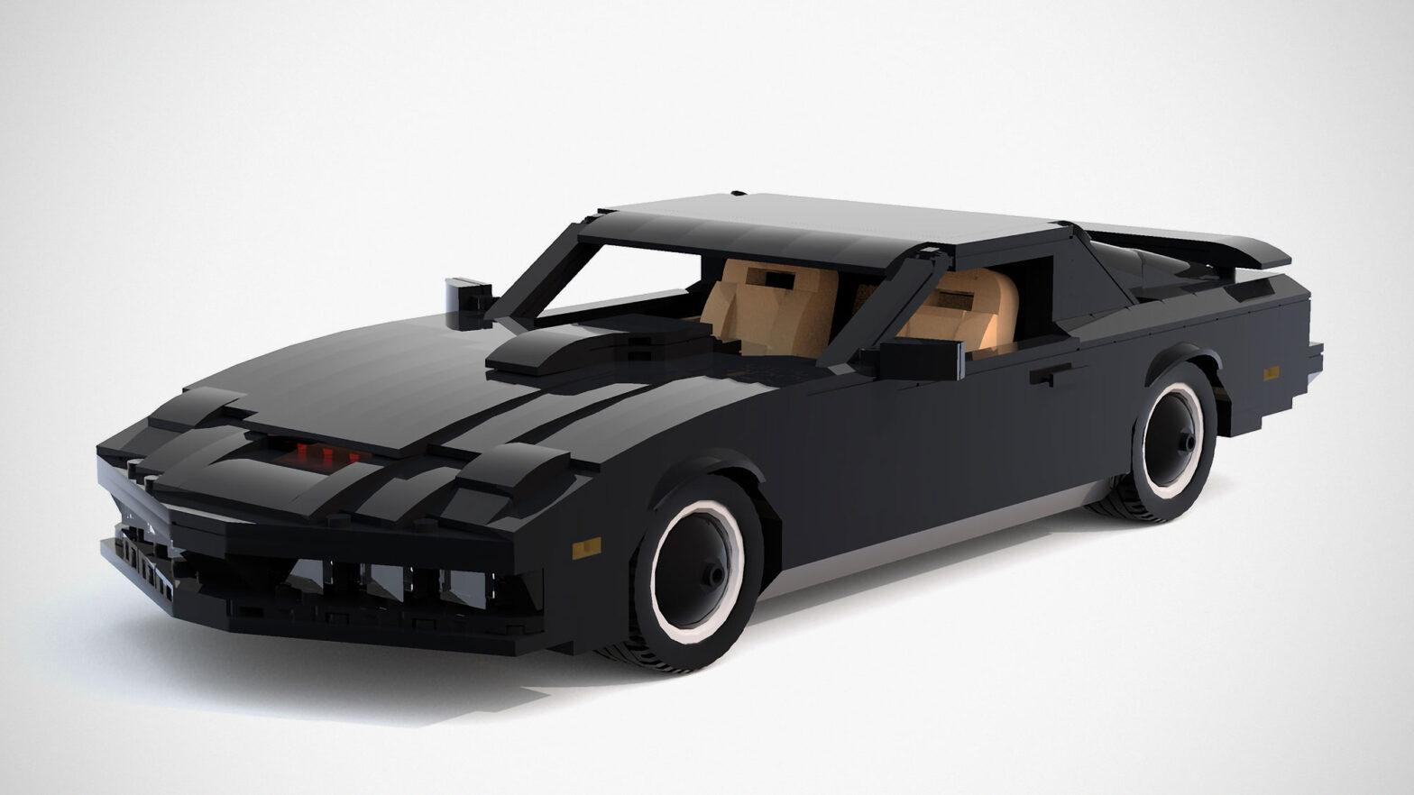 LEGO Knight Rider KITT by Jimmy-DK