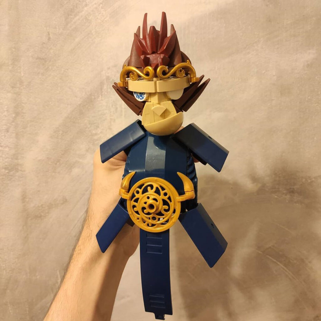 LEGO MOC Sun Wukong The Monkey King
