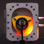 See How A Rotary Engine Works With This Amazing LEGO Rotary Engine Model