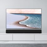 LG GX Sound Bar Is A Super Flat Sound Bar To Complement Your LG Gallery OLED TV