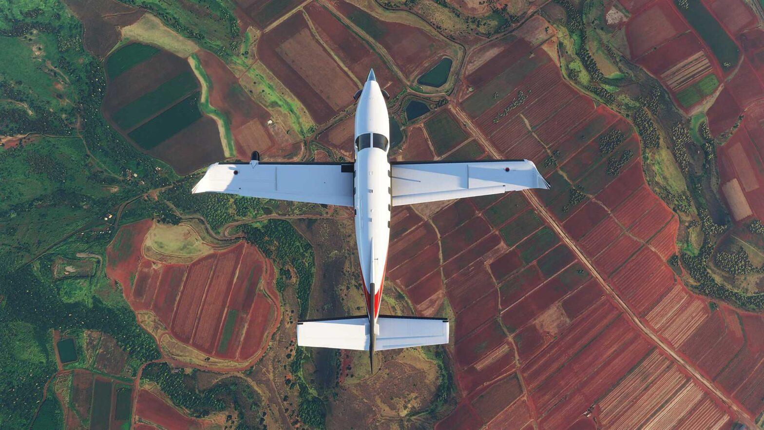 Microsoft Flight Simulator 2020 Video Game