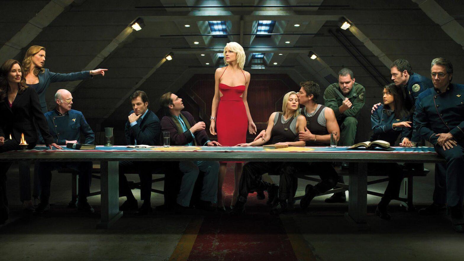NBC New Battlestar Galactica Series