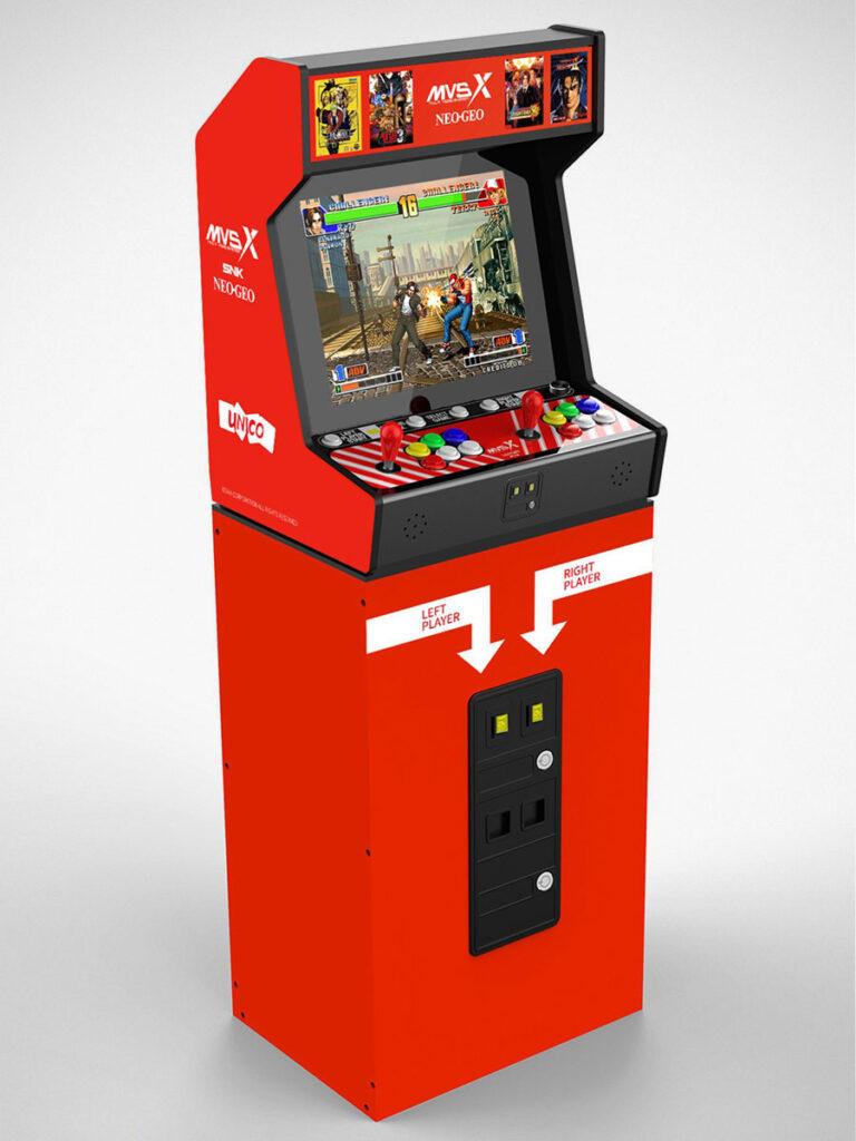 NeoGEo MVSX Home Arcade System