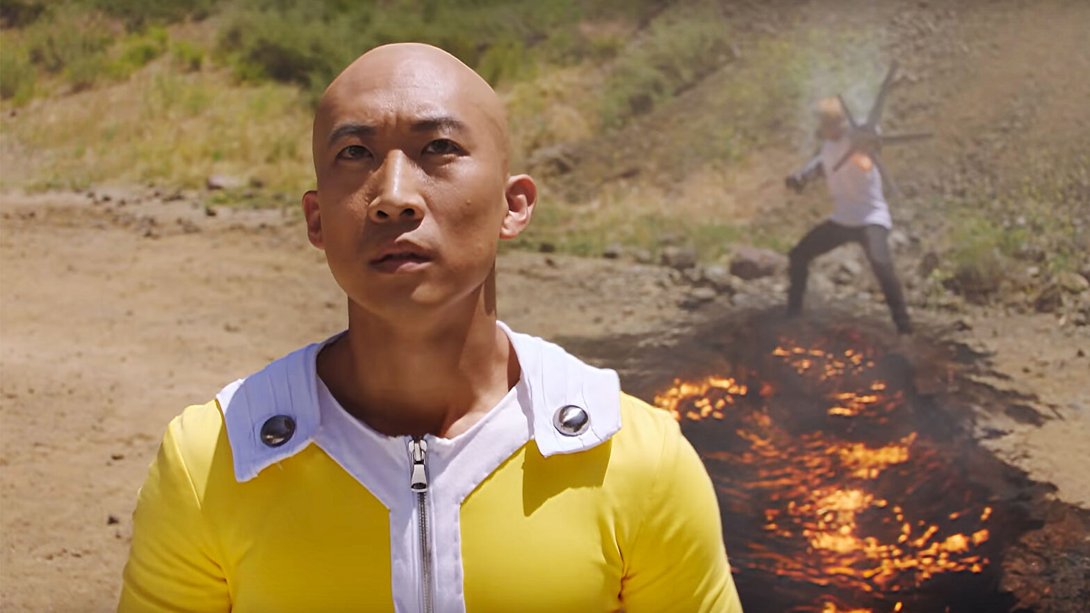 One Punch Man Live Action by RE:Anime