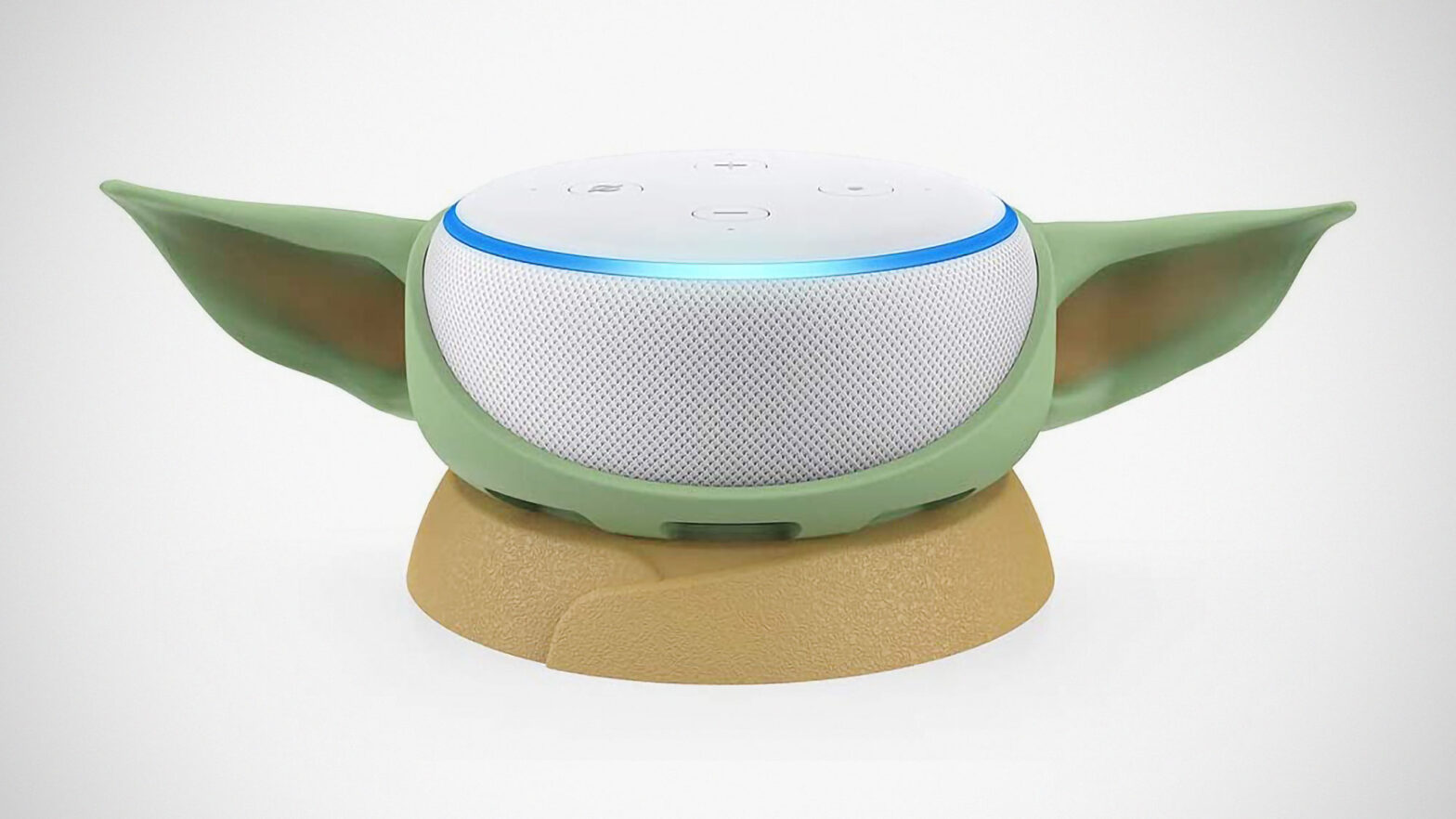 OtterBox Baby Yoda Stand for Amazon Echo Dot