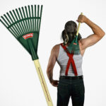 Redneck Backscratcher: A Backscratcher Shaped Like A Garden Rake. Need We Say More?