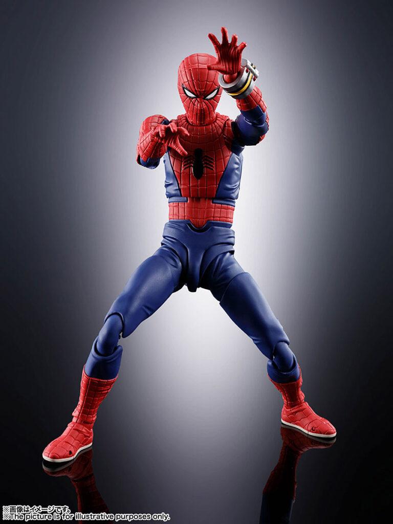 S.H.Figuarts Spider-Man Toei TV Series Action Figure