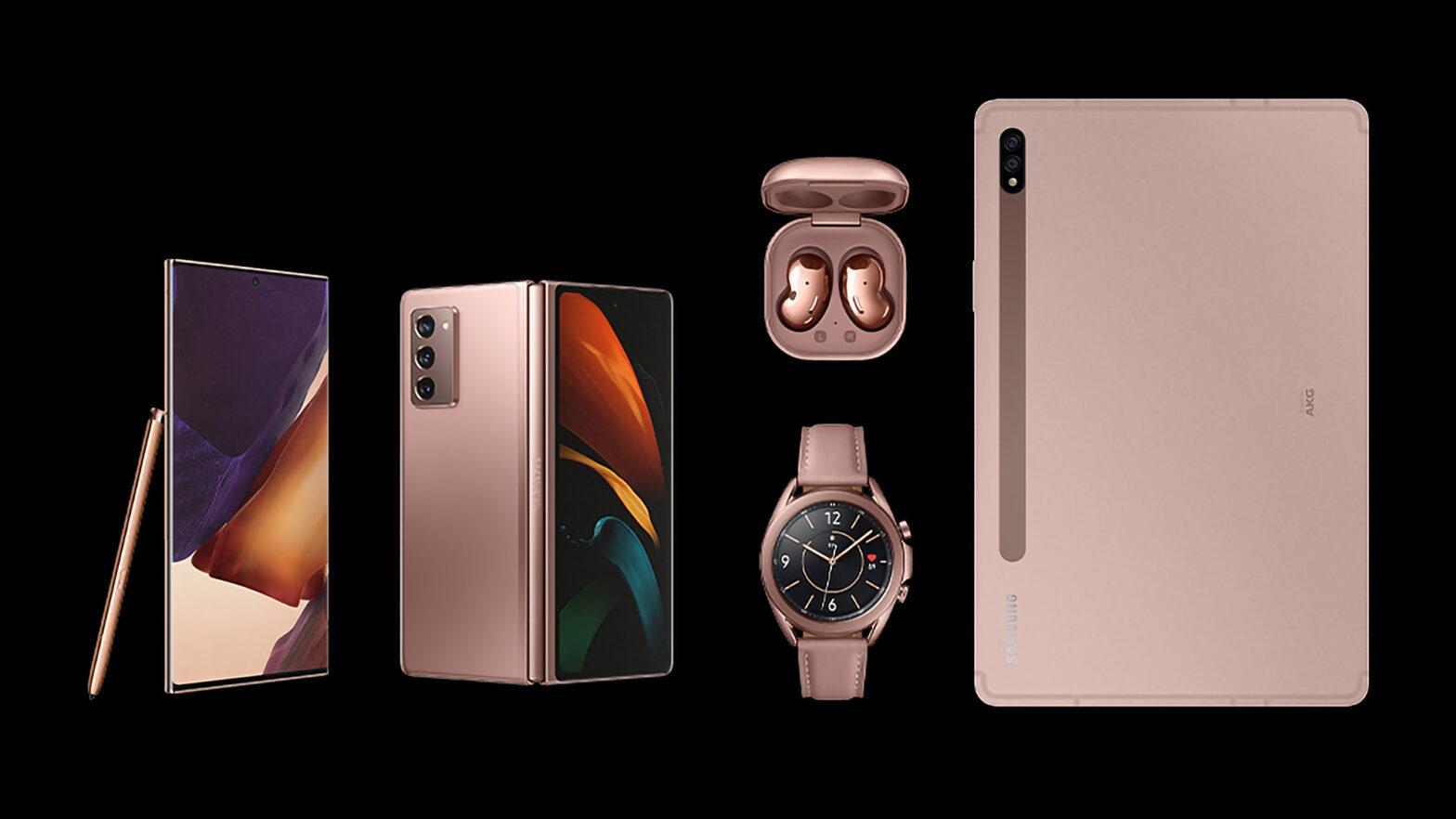 Samsung Galaxy Note 20, Tab S7 and More