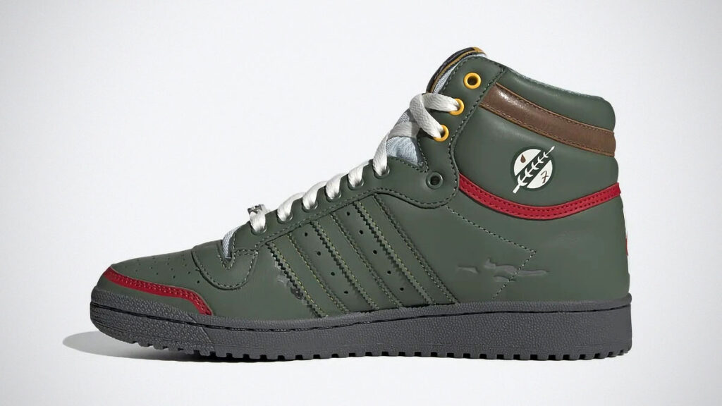 Star Wars x adidas Top Ten Hi Sneakers