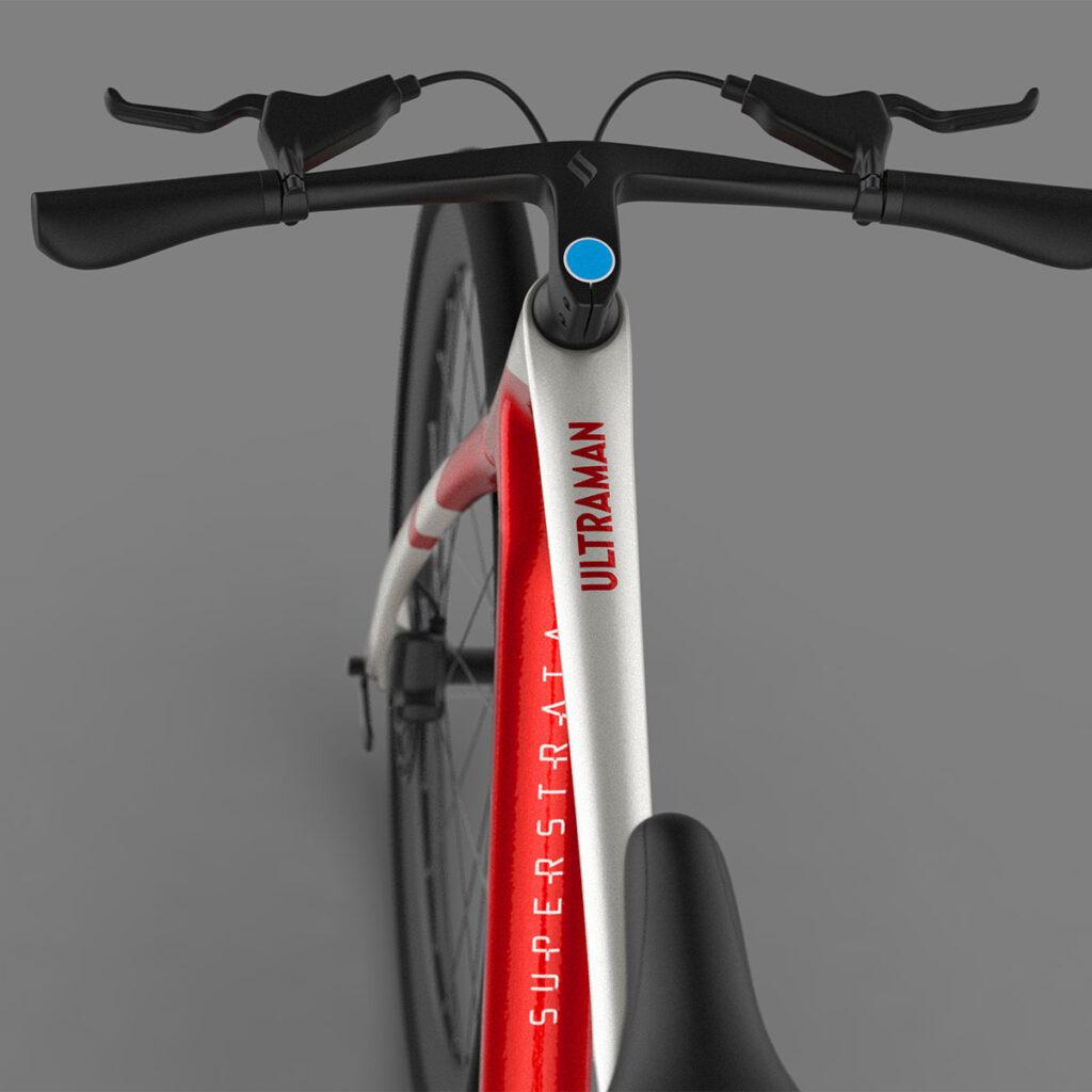 Superstrata Ultraman Edition Composite Bike