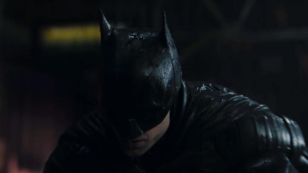 The Batman DC FanDome Teaser