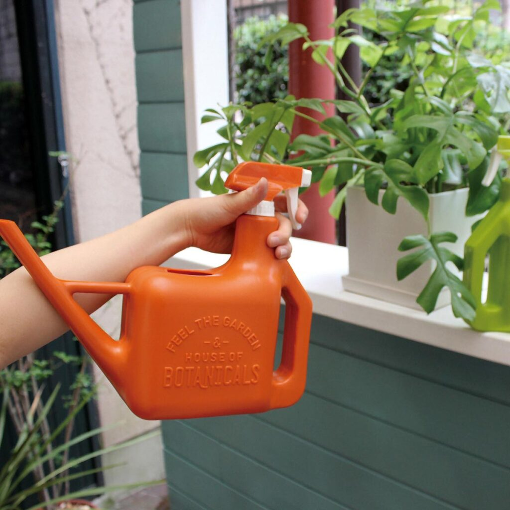 Time Concept Watering Can Spray Bottle Hybrid