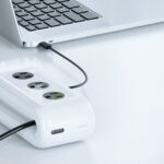 Torras PowerCloud: The World's First Power Strip With PD Fast Charging Technology?