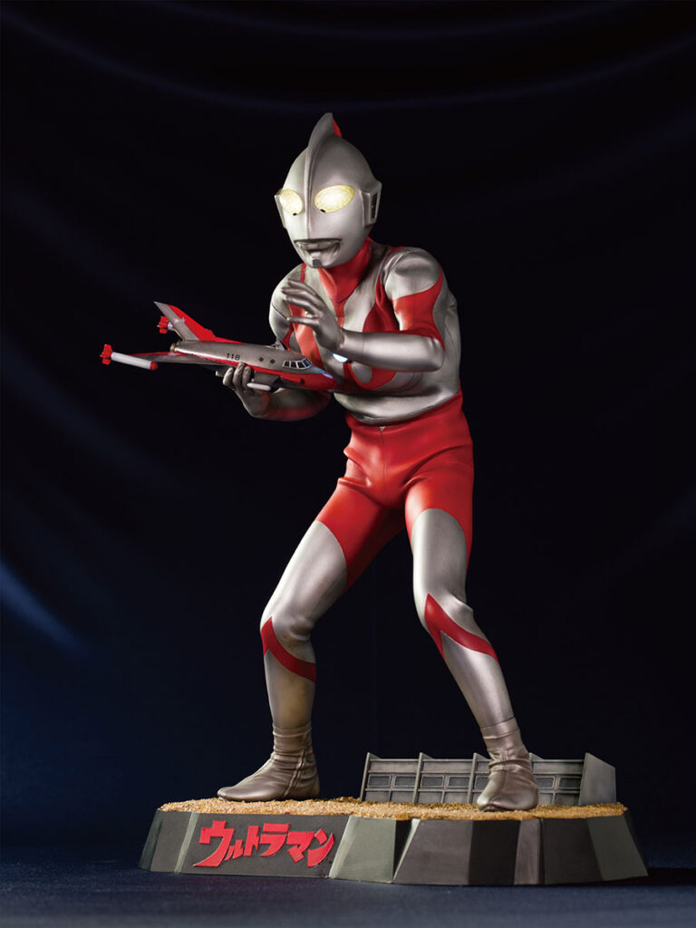 Ultraman C-Type Painted Resin Statue