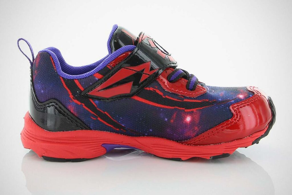 Ultraman Darkness Heels Children Shoes