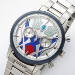 Bandai Celebrates 10th Years Of <em>Ultraman</em> Zero With A Watch And An Acrylic Plaque