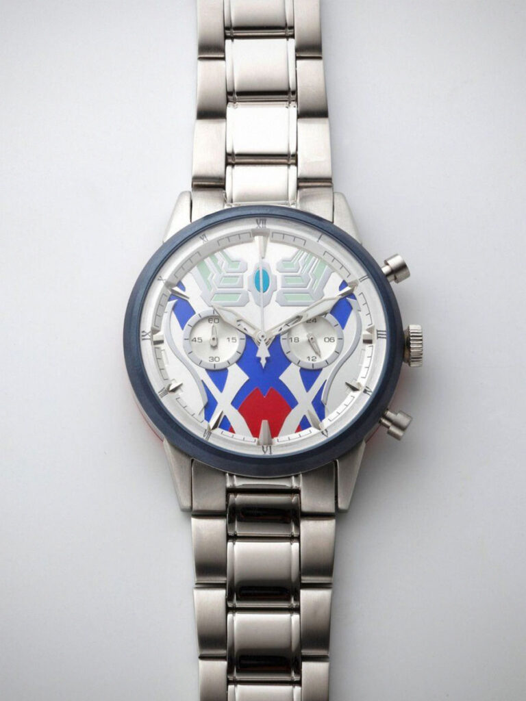 Ultraman Zero 10th Anniversary Watch