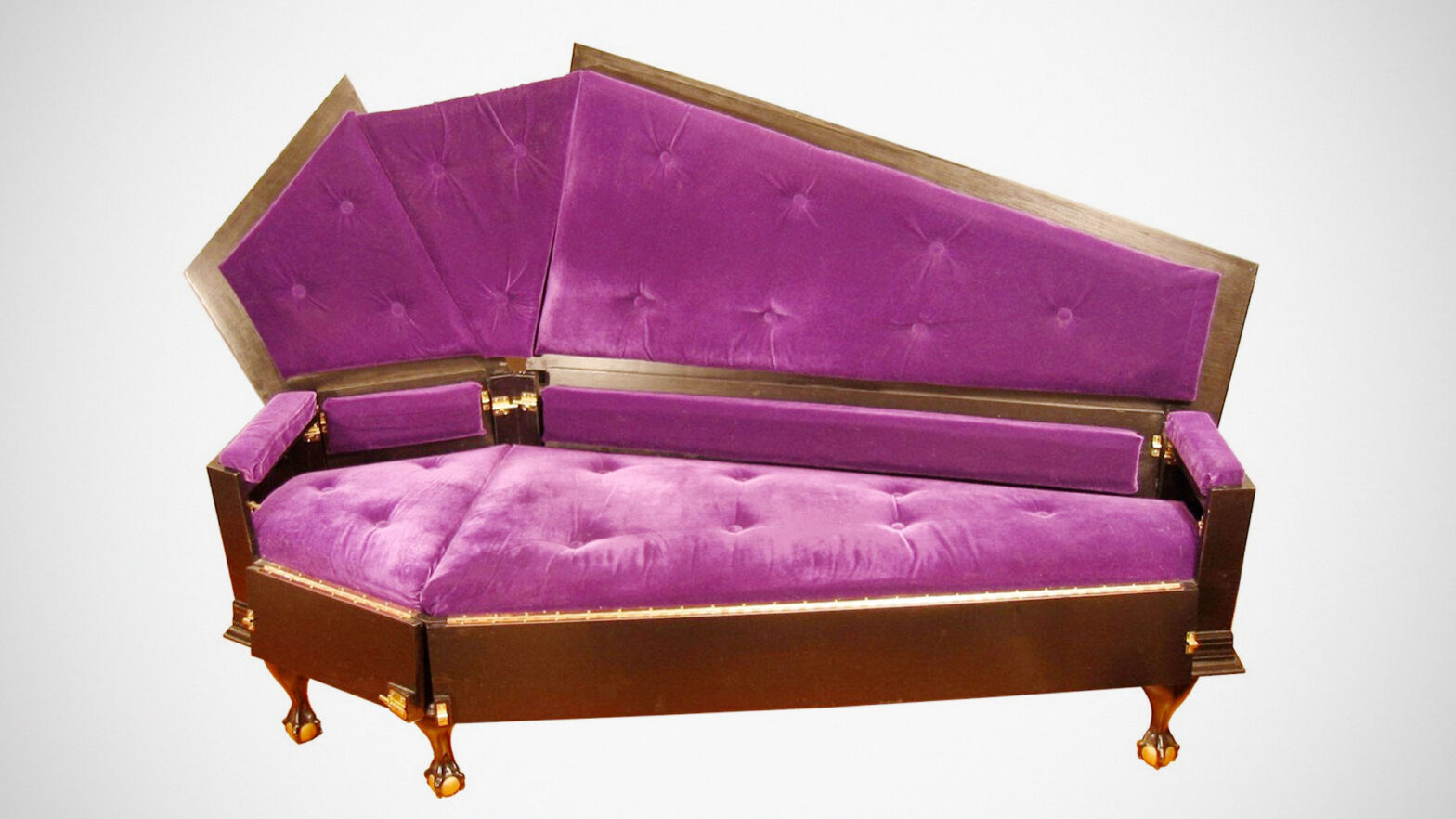 VonErickson's Original Coffin Couch