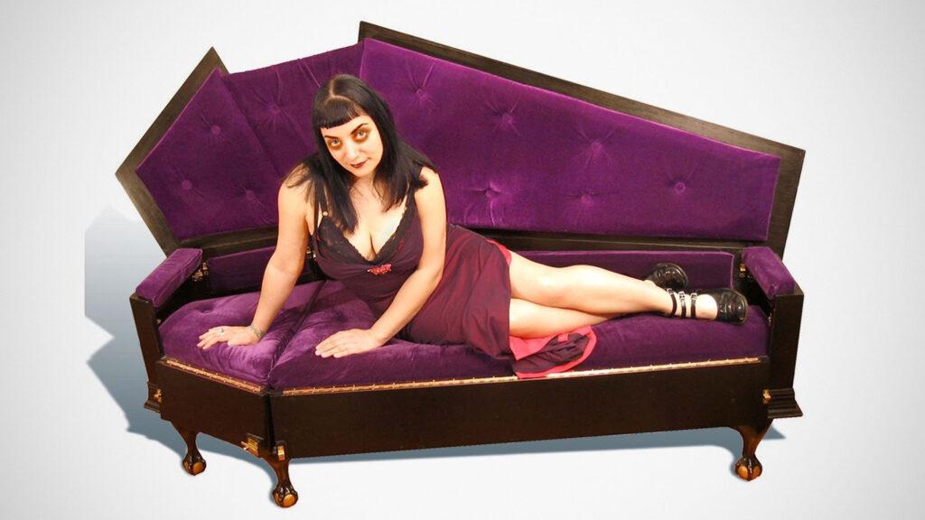 VonErickson's Original Coffin Couch