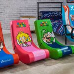 X Rocker Officially Licensed Nintendo Gaming Chairs Look Absolutely Fantastic