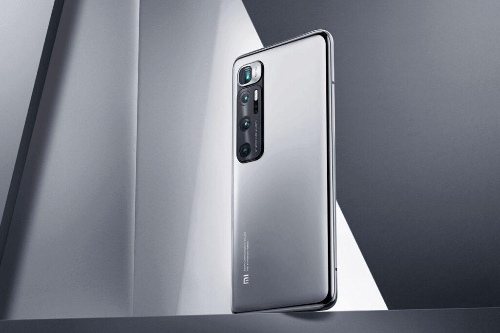 Xiaomi Mi 10 Ultra Android Smartphone