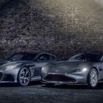 Aston Martin Celebrates New <em>James Bond</em> Film With Two 007 Edition Sports Cars