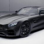 2021 Mercedes-AMG GT Stealth Edition Because, 469 HP Just Isn't Enough