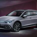 2021 Volkswagen Golf Variant and Golf Alltrack Station Wagon