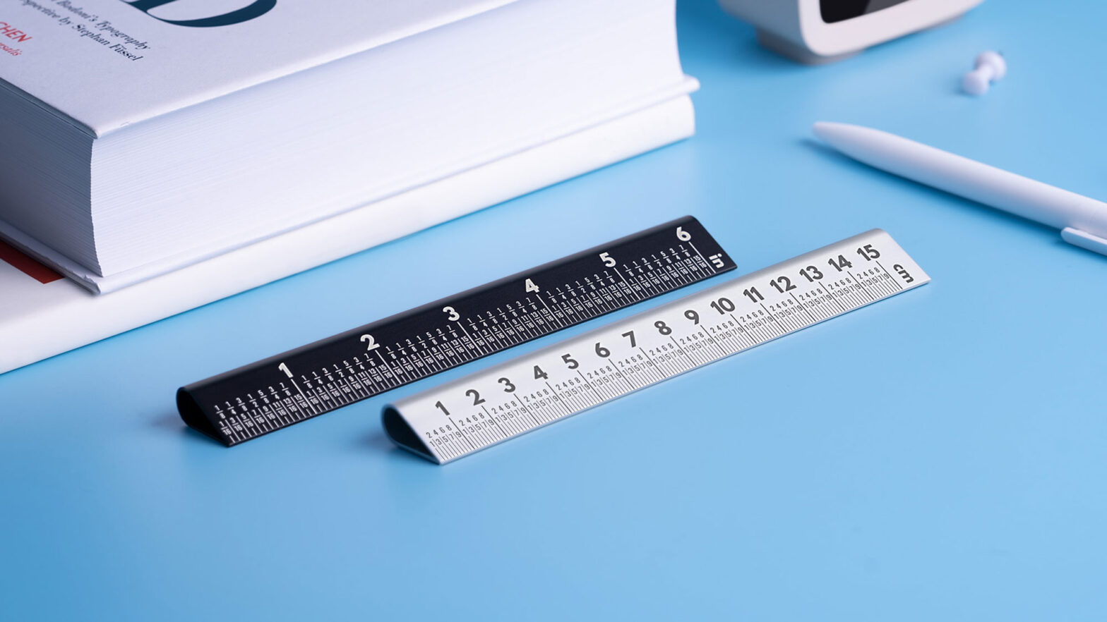 30-degree Ruler 4.0 by Orangered Life Kickstarter