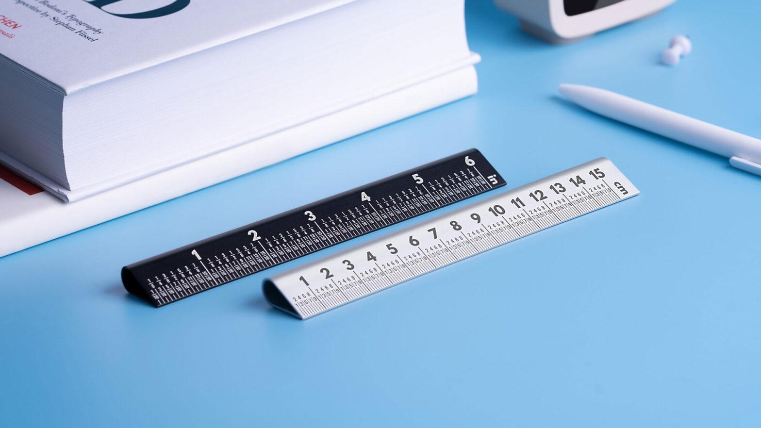 30-degree Ruler 4.0 by Orangered Life Kickstarter