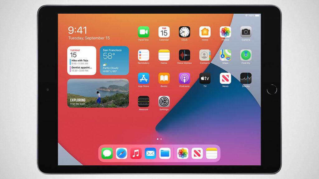 8th-Generation Apple iPad Tablet