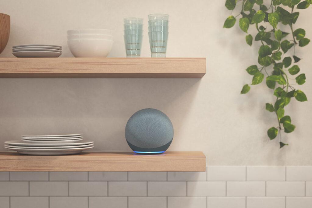 Amazon Echo 4th Generation Smart Speaker