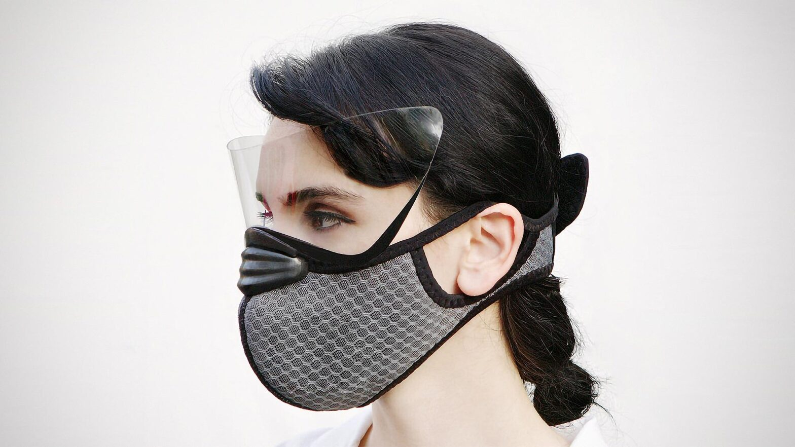 Artech Breeze Face Mask with Gold & Silver Filters