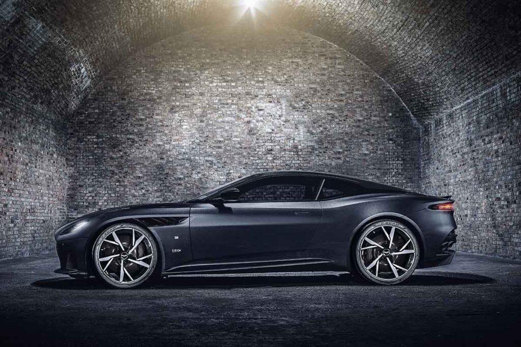 Aston Martin DBS Superleggera 007 Edition