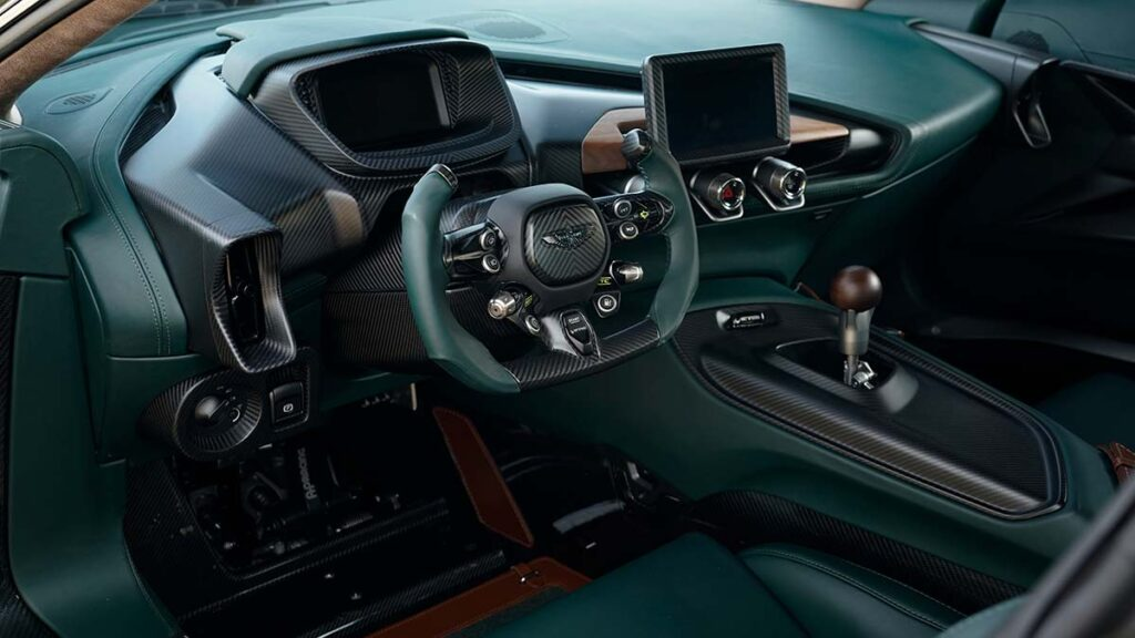 Aston Martin Victor One-Off Supercar Revealed